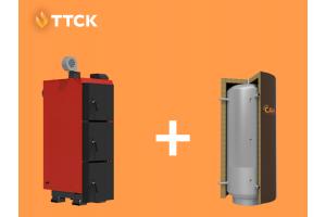 Зачем нужен теплоаккумулятор твердотопливному котлу!