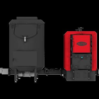 Промышленный котел с автоматической подачей твердого топлива ALTEP BIO
