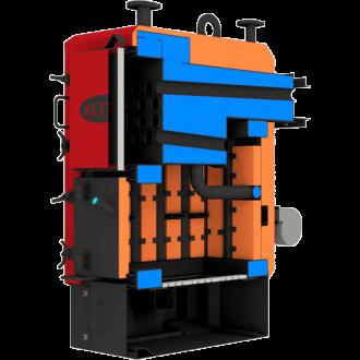 Промышленный котел с ручной загрузкой твердого топлива ALTEP BIO UNI