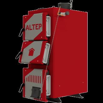 Твердотопливный котел с ручной загрузкой Altep CLASSIC