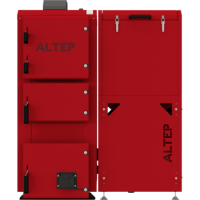 Altep DUO Pellet 17 - 250 кВт