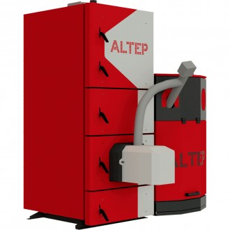 Котел на пеллетах Altep DUO UNI PELLET Plus
