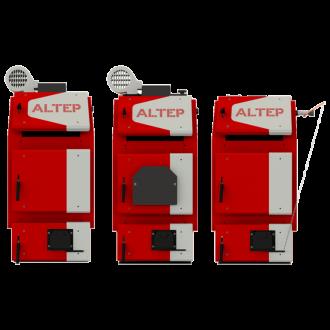 Котел на твердом топливе длительного горения Altep TRIO UNI Plus