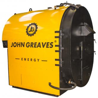 Котлы на соломе John Greaves КПС