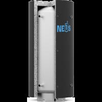 Теплоаккумулятор NEUS ТА2. Без изоляции. С двумя теплообменниками.
