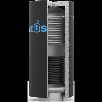Теплоаккумулятор НЕУС без изоляции с верхним теплообменником
