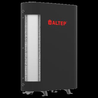 Плоский теплоаккумулятор Альтеп с изоляцией.