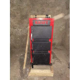 Фото и видео от клиента о котле KRAFT E 16 кВт