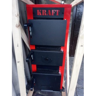 Видео отзыв клиента о котле KRAFT E 20 кВт