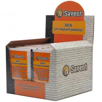 Средство для чистки дымохода Savent 40 г.