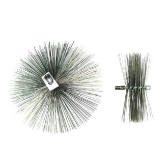 Щетка металлическая для чистки дымоходов