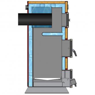 Твердотопливный котел Amica Classic 10-30 кВт