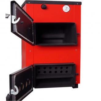 Твердотопливный котел с варочной поверхностью Amica Optima P 14,18 кВт