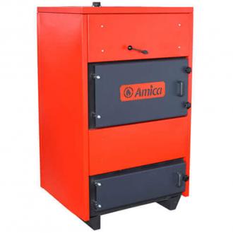 Пиролизный котел Amica Piro 35-95 кВт