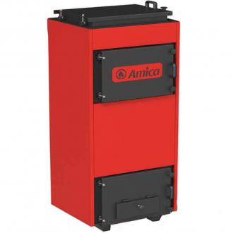 Твердотопливный котел Amica Time C 24-48 кВт