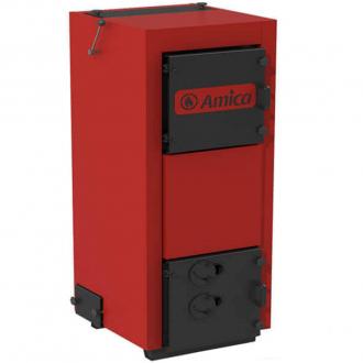 Твердотопливный котел Amica Time W 20-38 кВт
