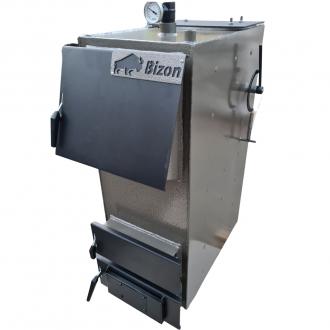 Твердотопливный котел длительного горения Бизон F 6-100 кВт