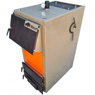 Твердотопливный котел длительного горения Бизон F Termo 6-100 кВт