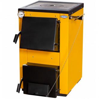 Твердотопливный котел Буран Мини 12 - 18 кВт