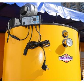 Твердотопливный котел Буран NEW 10 - 50 кВт