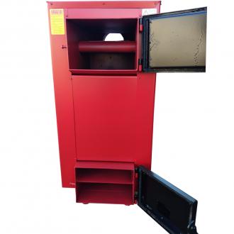 Твердотопливный котел CAH KST (КСТ) 12 - 24 кВт
