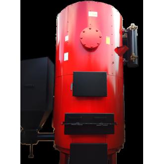 Парогенератор на пеллете CAH 120 кВт/200 кг