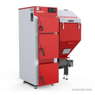 Котел с автоматической подачей топлива Defro Komfort Eko