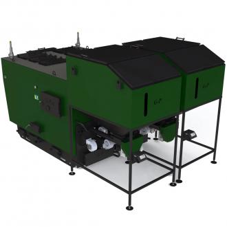Автоматический пеллетный котел GEFEST-PROFI A 80-1500 кВт