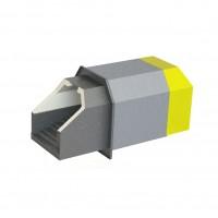 Пеллетная горелка Kvit Optima M 400-1000 кВт