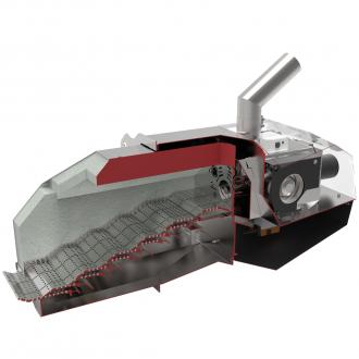 Пеллетная горелка OXI CERAMIK 200-250 кВт