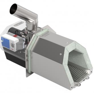 Пеллетная горелка OXI CERAMIK 20-50 кВт
