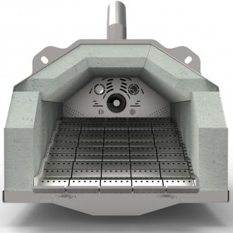 Пеллетная горелка OXI CERAMIK 500-600 кВт