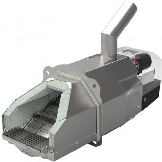 Пеллетная горелка OXI CERAMIK 75-150 кВт