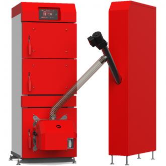 Пеллетный котел Heiztechnik DasPell 12-65 кВт