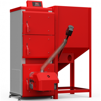 Пеллетный котел Heiztechnik Q PELLET GL 12-30 кВт