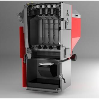 Чугунный котел с автоподачей топлива KLIMOSZ COMBI EKO 15-35 кВт