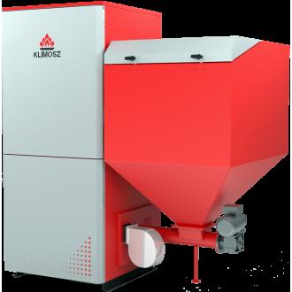 Промышленный котел с автоматической подачей твердого топлива KLIMOSZ DUO INDUSTRIAL NG 55-150 кВт