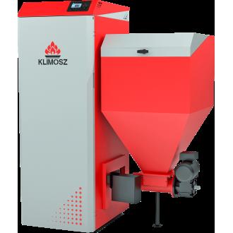 Котел с автоматической подачей твердого топлива KLIMOSZ MULTIDUO NG 15 - 32 кВт
