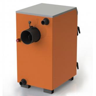 Котел на твердом топливе Kotlant КН 12,5 - 24 кВт