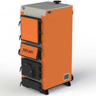 Твердотопливный котел длительного горения Kotlant КГУ 16 - 95 кВт