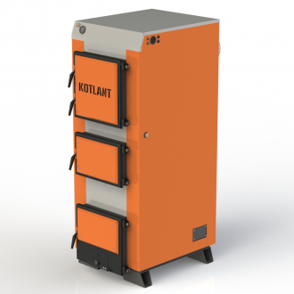 Котел на твердом топливе KOTLANT КГ 15 - 50 кВт