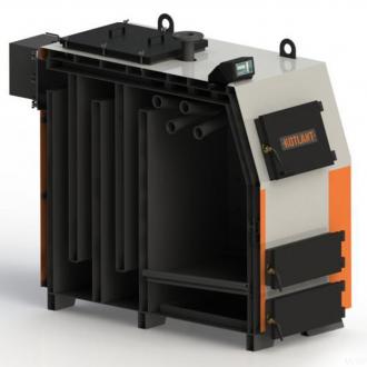 Промышленный твердотопливный котел Котлант КВ 65 - 350 кВт.