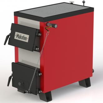 Твердотопливный котел с плитой Makoten MIX 12-18 кВт