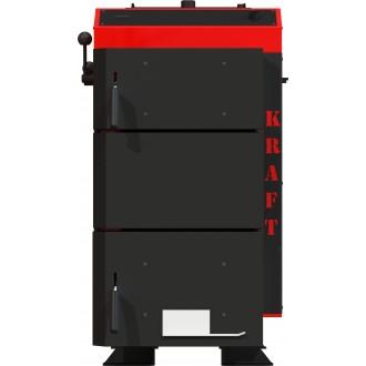 Котел на дровах KRAFT D 10-25 кВт