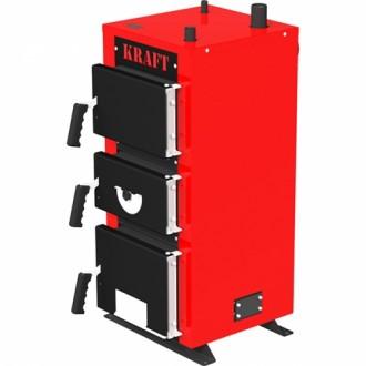 Твердотопливный котел KRAFT E 12-24 кВт
