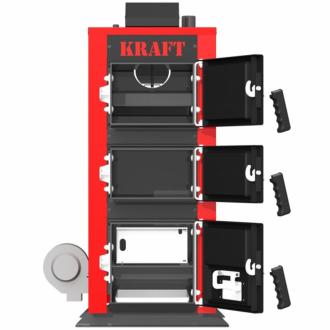 Твердотопливный котел KRAFT K 12-24 кВт
