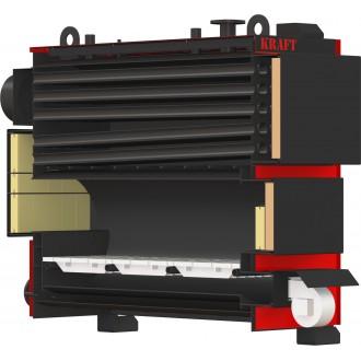 Котел на твердом топливе KRAFT PROM 98 - 600 кВт
