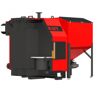Промышленный пеллетный котел KRAFT PROM VR 97 - 500 кВт