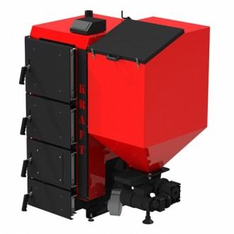 Котел с автоматической подачей пеллет KRAFT R 20 - 97 кВт