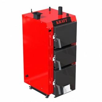 Котел длительного горения KRAFT S 10-30 кВт